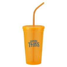 Hydra8 24 oz. Single Wall Stadium Tumbler