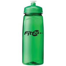 24 oz. Poly Sure Grip'N Sip Bottle