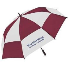 Monogrammed totes® Stormbeater™ Golf Stick Umbrella