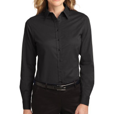 Port Authority Ladies Long Sleeve Easy Care Shirt (Apparel)