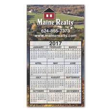 Large Custom Calendar Magnet