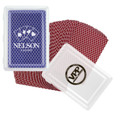 Logo Playing Cards In Case