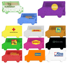 Printable Delivery Truck Pick N Mints