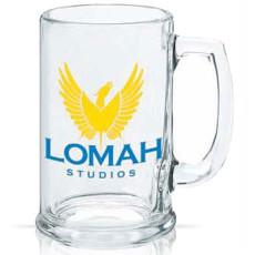 Printed Glass Mug