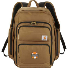 Printed Carhartt Signature Deluxe Work Compu-Backpack