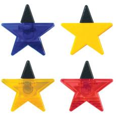 Promo Star Shape Clip