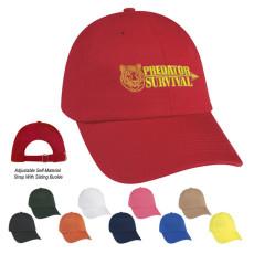 Promo Washed Cotton Cap