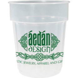 16oz Promotional Fluted Jewel Stadium Cup