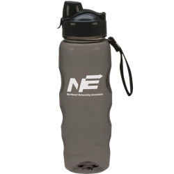 22 oz. Plastic Sports Bottle