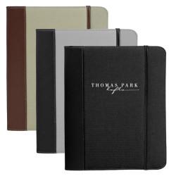 Monogrammed Avenue Standard Folder