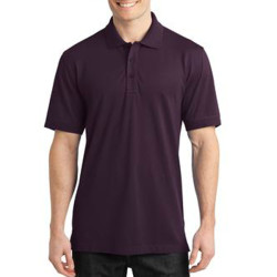 Port Authority Stretch Pique Printed Polo