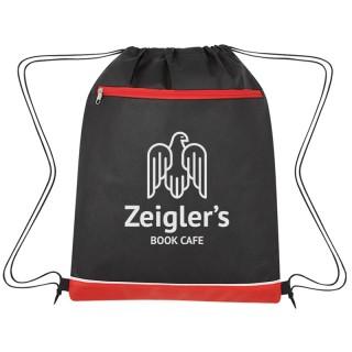 Non-Woven Bandura Drawstring Bag