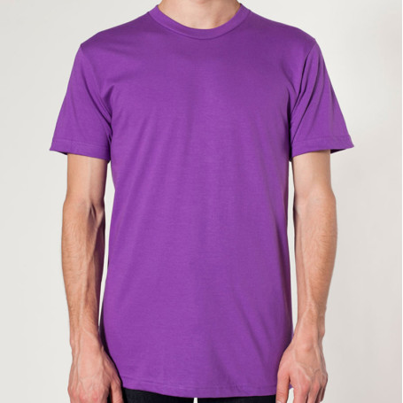American Apparel 2001ORG / Organic Cotton Tee