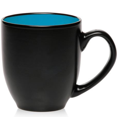 Two Tone Matte Bistro Mug