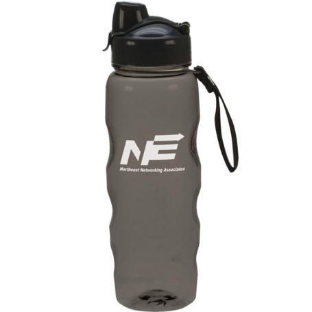 22 oz. Plastic Sports Bottle - Group