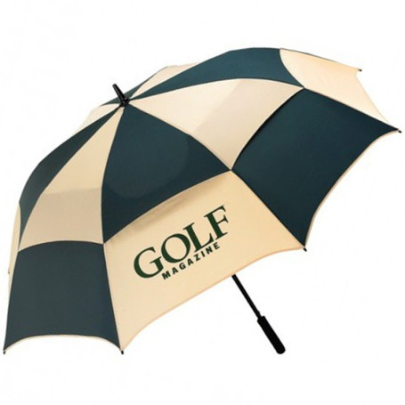 "Printed Legend 64"" Arc Golf Umbrella"