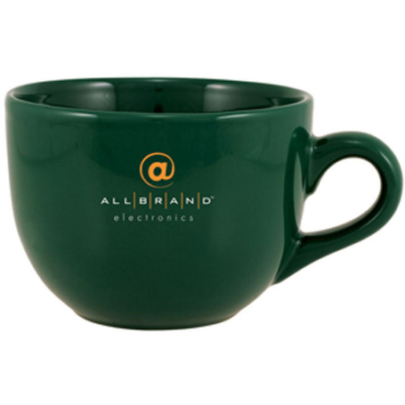 24oz Jumbo Custom Ceramic Coffee Mug