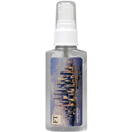 2oz Custom Spray Sanitizer