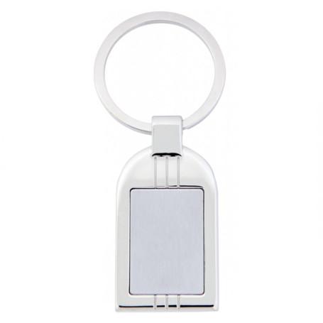 Custom Printed Bandiera Key Chain