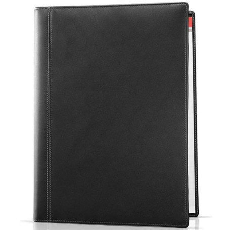 6.25 x 8.75 Signature Leather Junior Padfolio