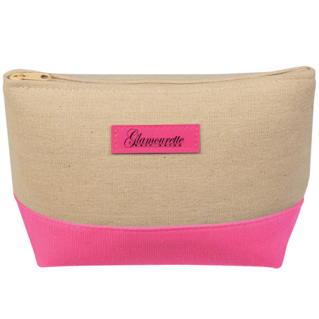 Custom Printed Allure Cosmetic Bag