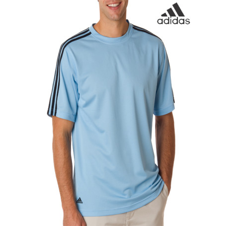 Adidas ClimaLite 3-Stripes Golf Tee