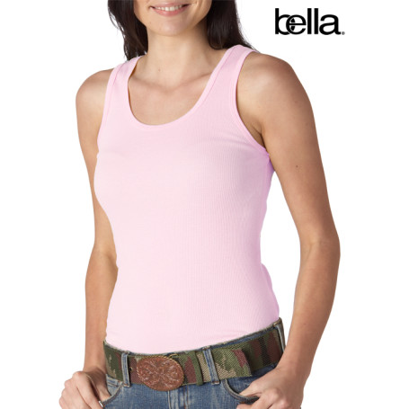 Bella 2x1 Rib Tank Top