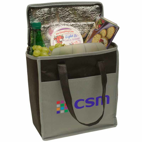Printable Transport Small Non-Woven Cooler Tote