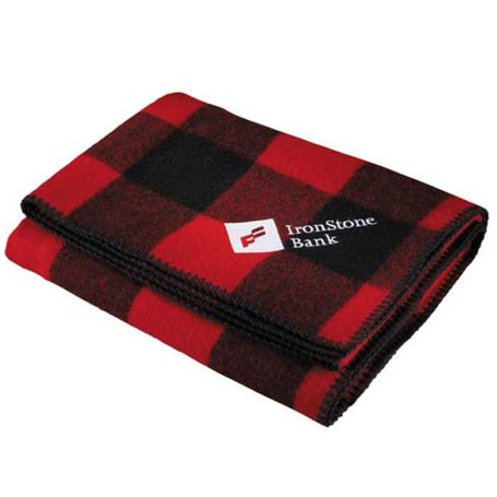 Custom Logo Woolrich Rough Rider Throw