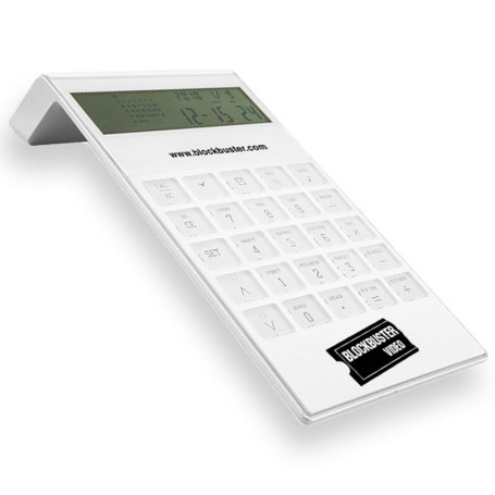 Custom Printed Desktop 10 Digit Calculator