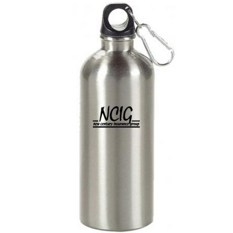 Customizable 20 oz Stainless Steel Sports Bottle