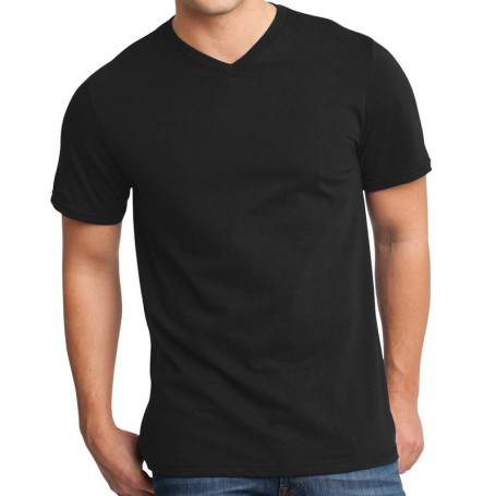 District Young Mens Very Important Tee V-Neck