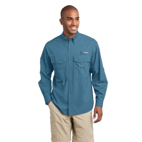 Eddie Bauer - Long Sleeve Fishing Shirt