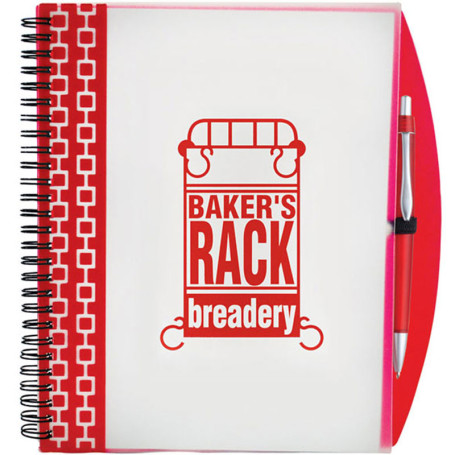 Imprintable Pen Pal XL Nexus Notebook