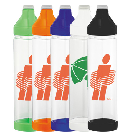 Imprinted Spin 25-oz. Tritan Sports Bottle