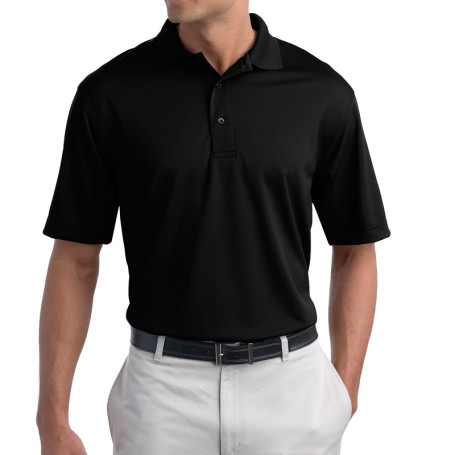 Port Authority Poly-Bamboo Charcoal Blend Pique Polo