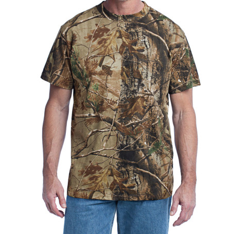 Russell Outdoors - Realtree Explorer 100% Cotton T-Shirt (Apparel)