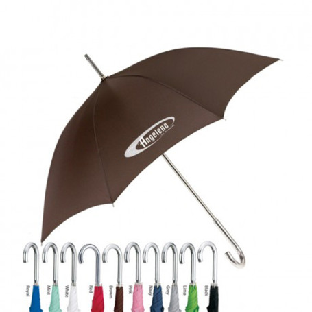 "Personalized 48"" Arc Retro Fashion Umbrella"
