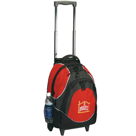 Personalized Rolling Backpack - BGBP-5720GB