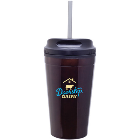 16 oz SS Spirit Stainless Steel Tumbler