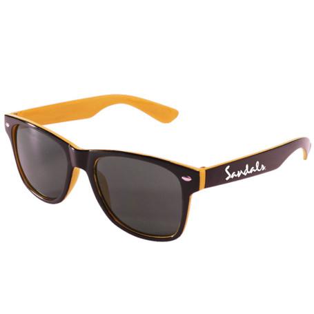 Printed Miami Two-Tone Sunglasses