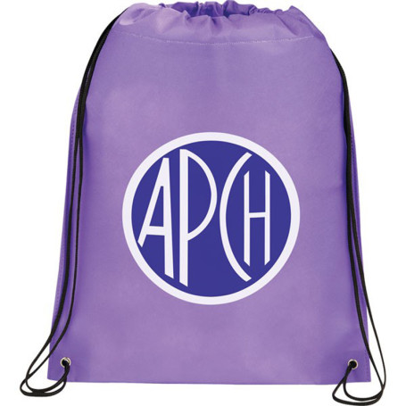 Promo Large Champion Drawstring Cinch Backpack