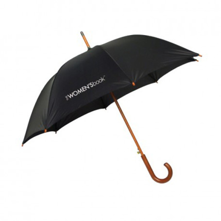 "Promotional 48"" Arc Auto Open Hotel Umbrella"