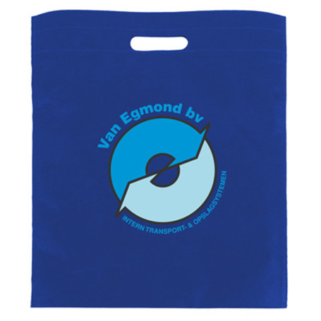 Promotional Heat Sealed Shopping Bag