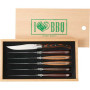 Custom Laguiole 6 Piece Array Steak Knife Set