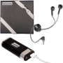 Promotional Mobile Charger with LED Light & Retractable Earbuds