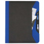 "Customizable Non-Woven 8.5"" X 11"" Endeavor Portfolio_open_printed"