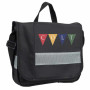 Customizable Multi Pocket Electronic Tablet Bag