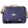 Printed Northwest Expandable Saddle Bag