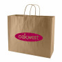 Custom-Logo-Natural-Kraft-shopping-bags